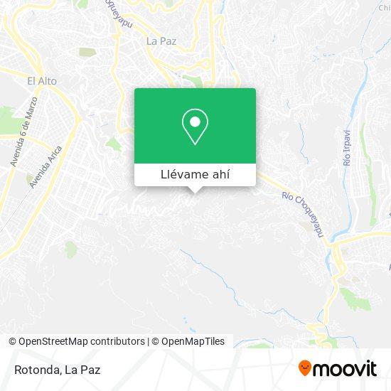 Mapa de Rotonda
