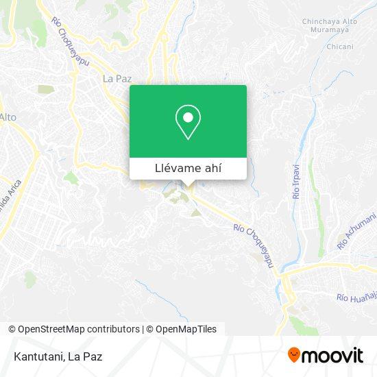 Mapa de Kantutani