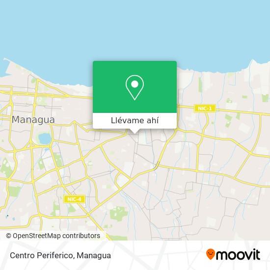 Mapa de Centro Periferico