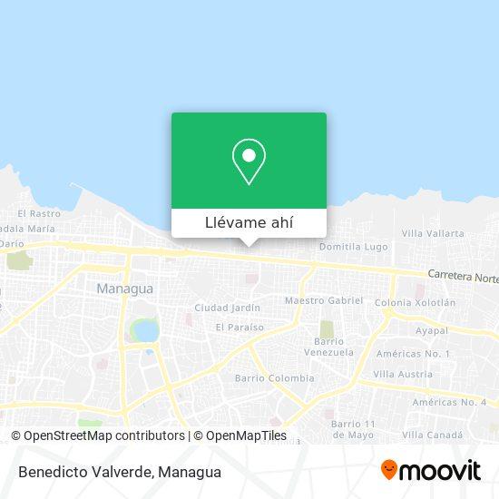 Mapa de Barrio Quinta Nina