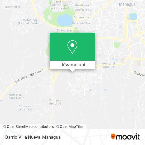 Mapa de Lomas Del Sur