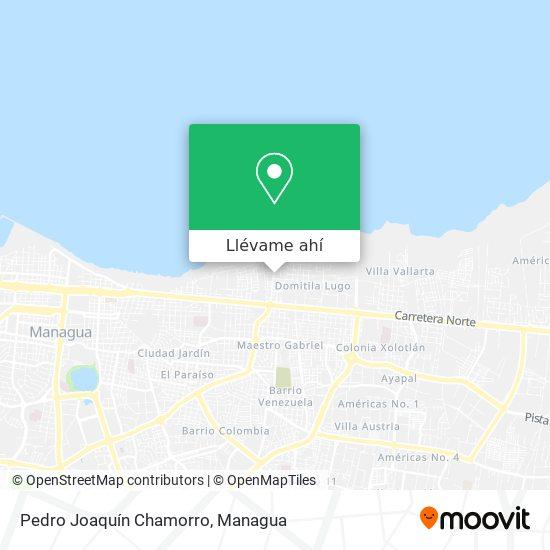 Mapa de Barrio Santa Clara