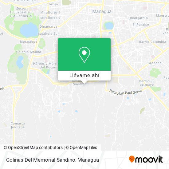 Mapa de Eduardo Flores