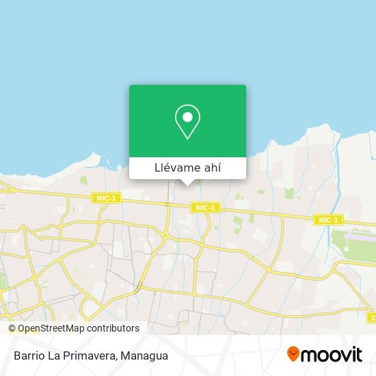 Mapa de Barrio 14 De Septiembre