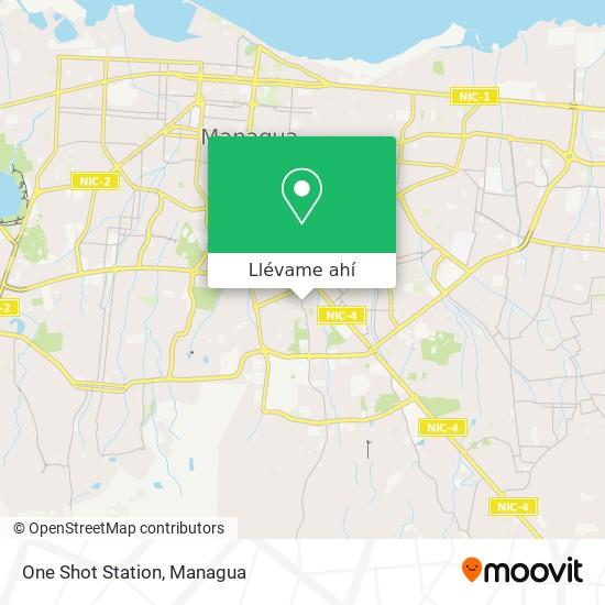 Mapa de One Shot Station