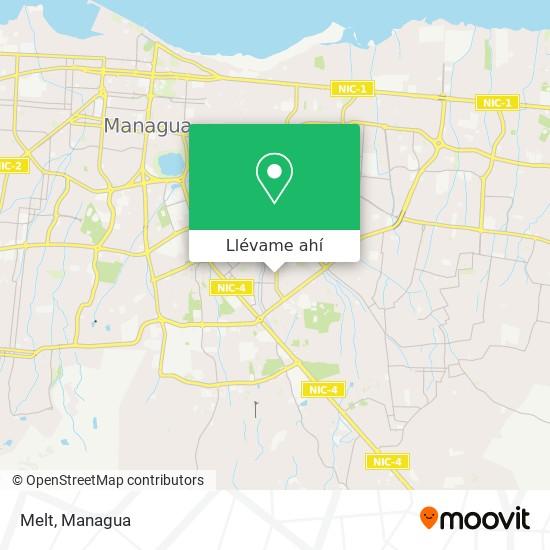 Mapa de Melt