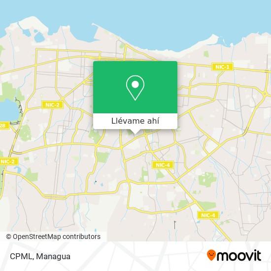 Mapa de CPML