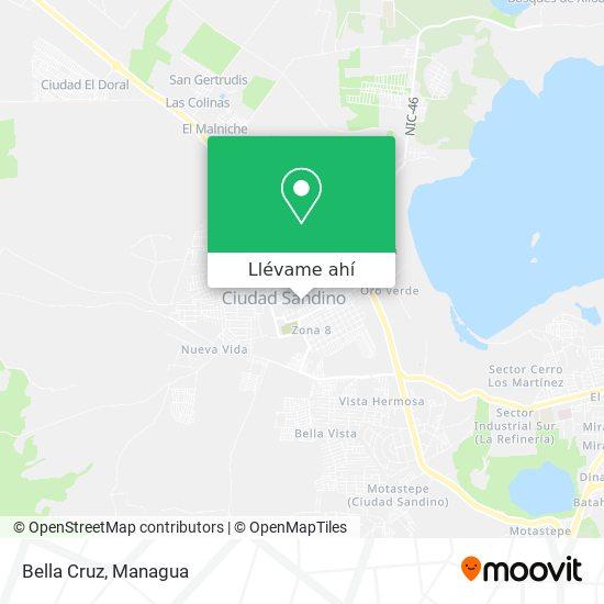 Mapa de Bella Cruz