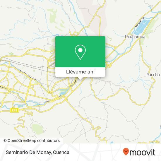Mapa de Seminario De Monay