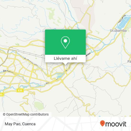 Mapa de May Pao