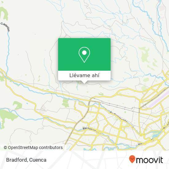 Mapa de Bradford