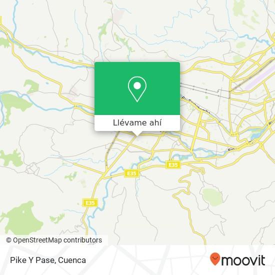 Mapa de Pike Y Pase