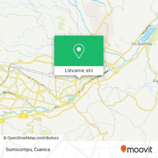 Mapa de Sumicompu
