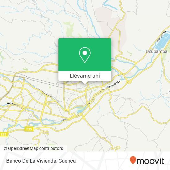 Mapa de Banco De La Vivienda