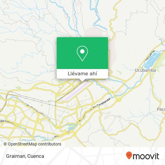 Mapa de Graiman