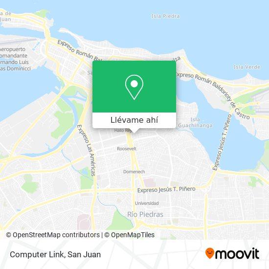 Mapa de Computer Link