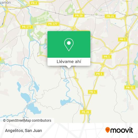 Mapa de Angelitos