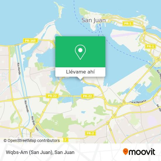 Mapa de Wqbs-Am (San Juan)