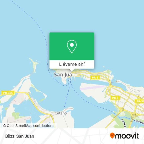 Mapa de Blizz