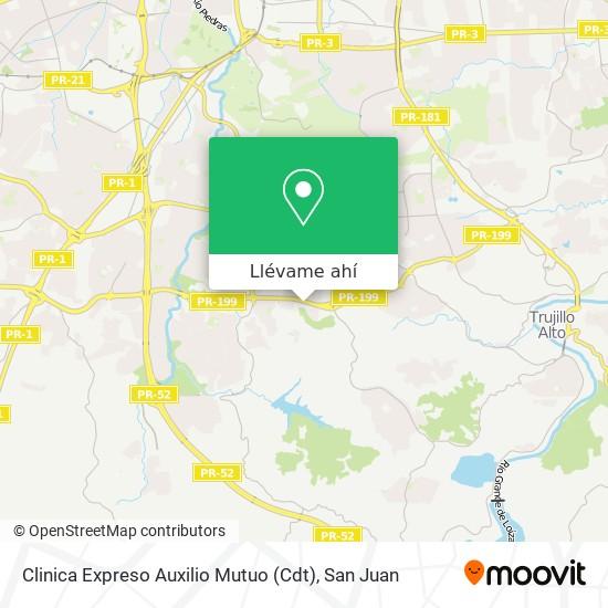 Mapa de Auxilio Mutuo
