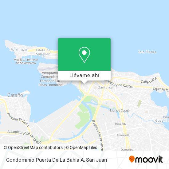 Mapa de Condominio Bahia