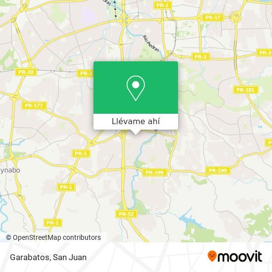Mapa de Garabatos