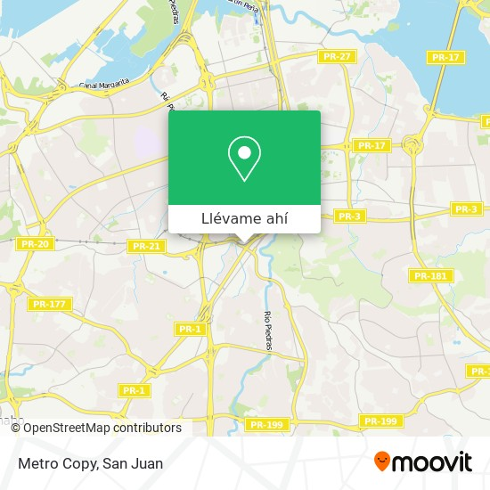 Mapa de Metro Copy