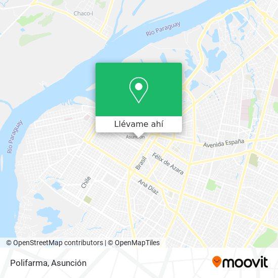 Mapa de Polifarma