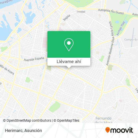 Mapa de Herimarc