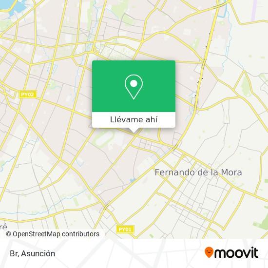 Mapa de Br