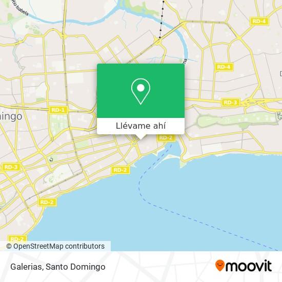 Mapa de Galerias