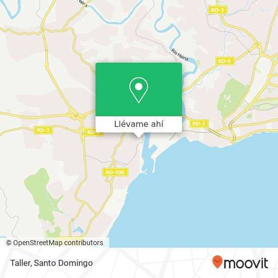 Mapa de Taller