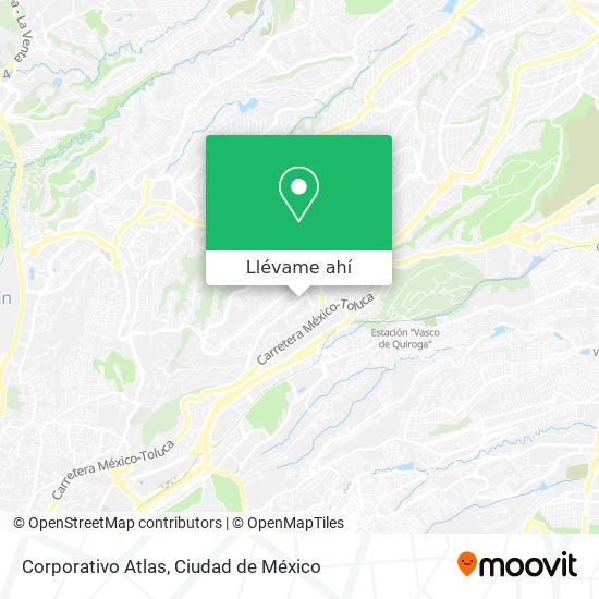 Mapa de Corporativo Atlas