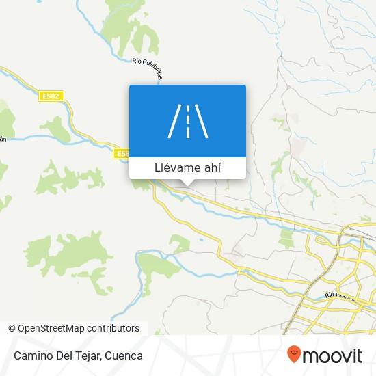 Mapa de Camino Del Tejar