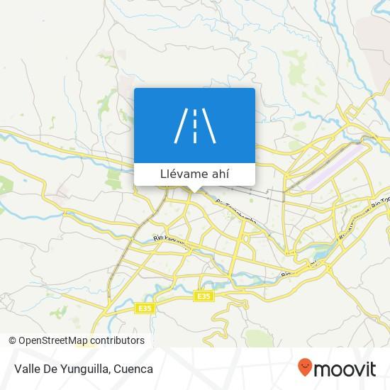 Mapa de Valle De Yunguilla