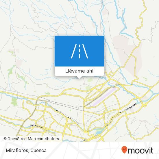 Mapa de Miraflores