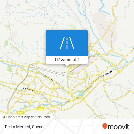 Mapa de De La Merced