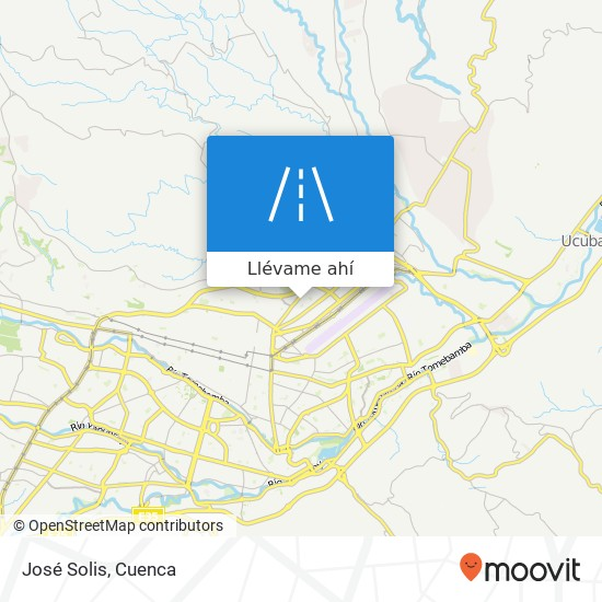 Mapa de José Solis