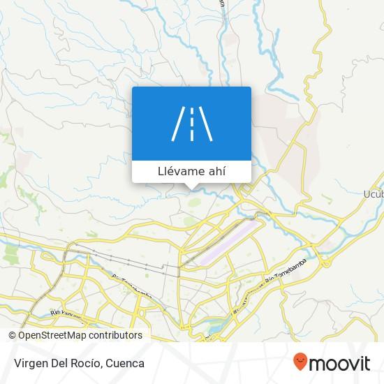 Mapa de Virgen Del Rocío