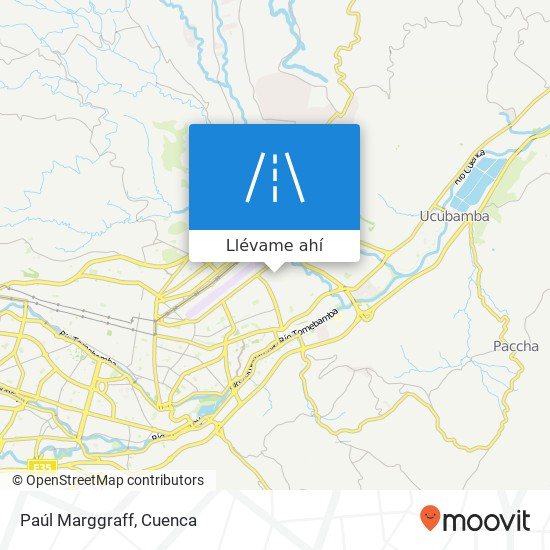 Mapa de Paúl Marggraff