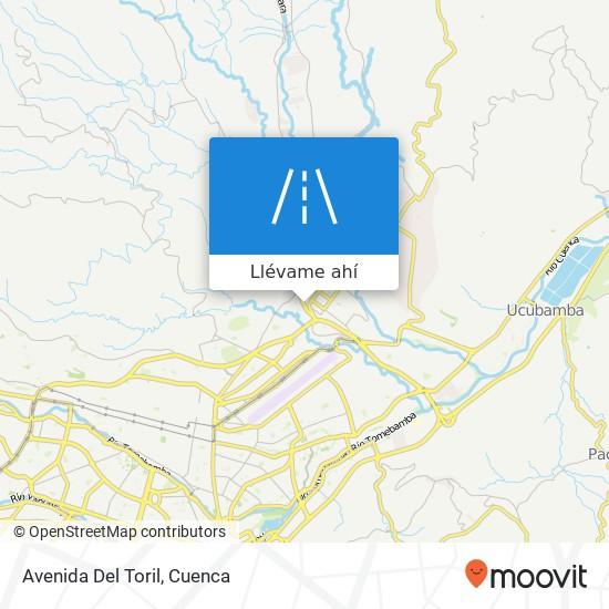 Mapa de Avenida Del Toril