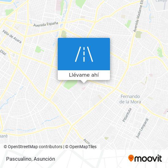 Mapa de Pascualino