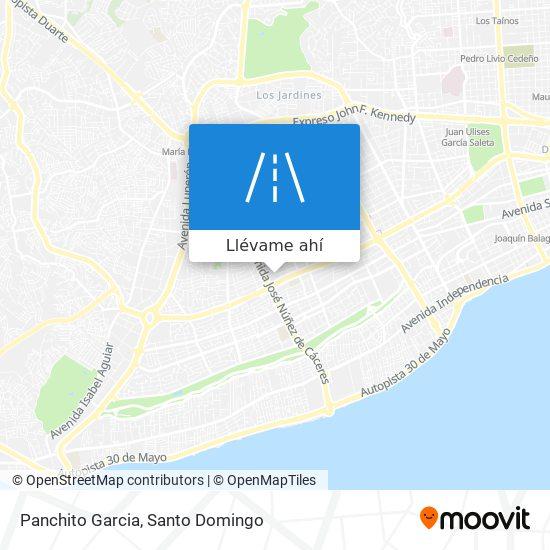 Mapa de Panchito Garcia