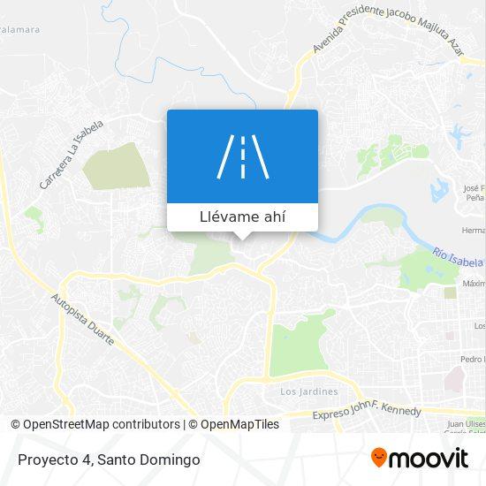 Mapa de Proyecto 4
