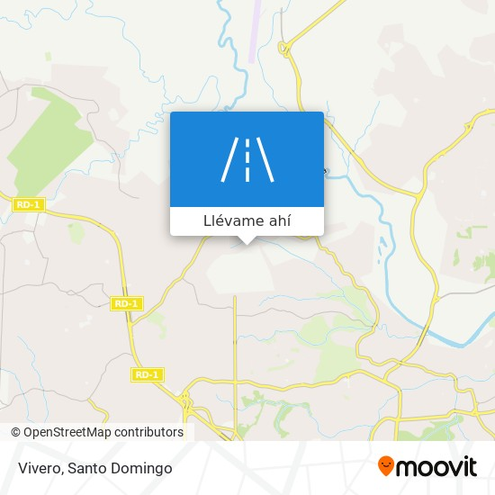 Mapa de Vivero
