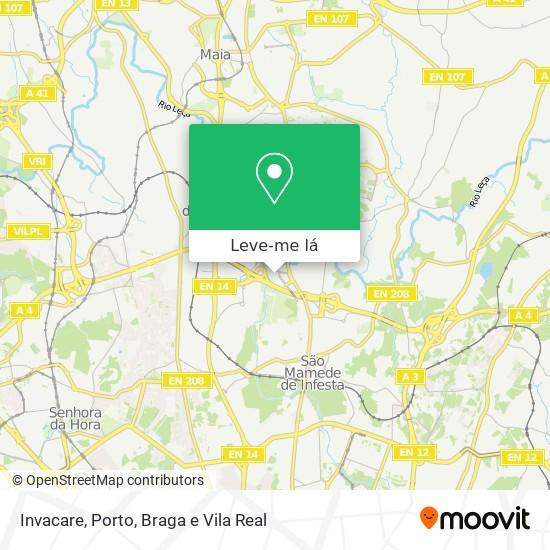 Invacare mapa