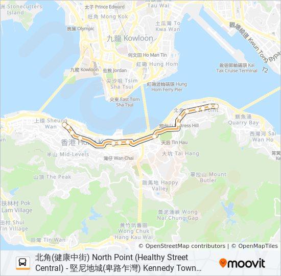 Hong Kong Street Map Pdf