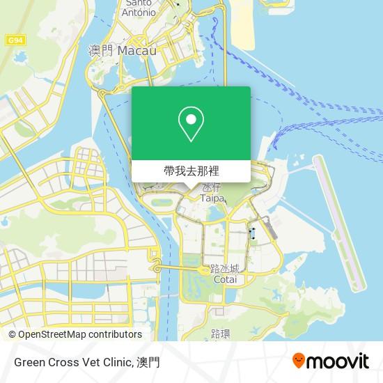 Green Cross Vet Clinic地圖