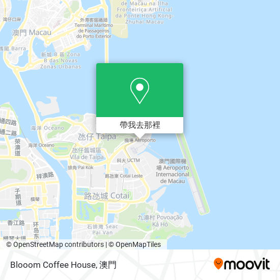 Blooom Coffee House地圖