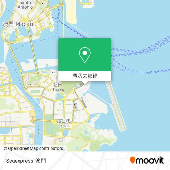 Seaexpress地圖